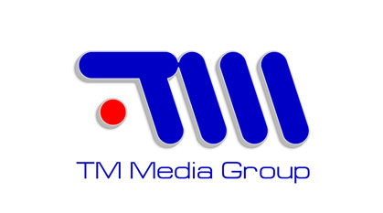 Projekt logo TM Media Group