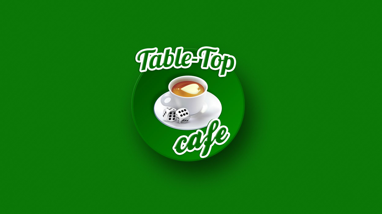 Projektowanie Logo - Logo Table Top Cafe